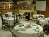 The Sanford Burr Meeting Room set up for a tea. There is plenty of room for your next function!