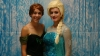 Anna and Elsa (portrayed by Emily Betz)