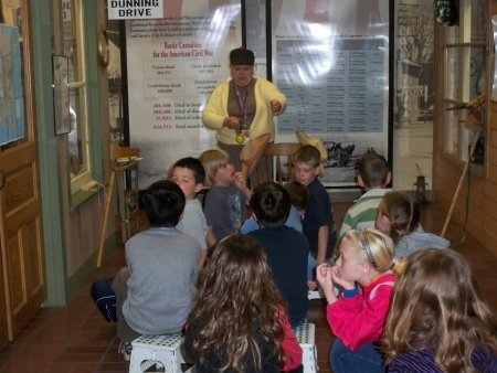 Education - Plymouth Historical Museum - 100_1312