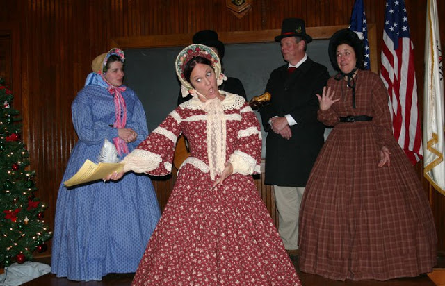 Simply Dickens Old World Christmas Carols - Events - Plymouth Historical Museum - Simply_Dickens_2010_Eastpointe_Dec