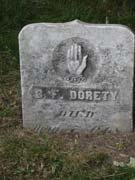 Baptist Cemetery C-D - Plymouth Historical Museum - dorety_bf_tomb