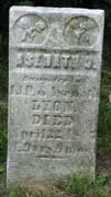 Baptist Cemetery J-K-L - Plymouth Historical Museum - lyon_asenath_d_tomb