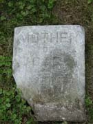 Baptist Cemetery M-N-P - Plymouth Historical Museum - peterhans_mother_tomb