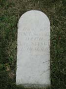 Baptist Cemetery R-S-T - Plymouth Historical Museum - scoville_tomb