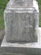 Baptist Cemetery R-S-T - Plymouth Historical Museum - seeley_daniel_tomb