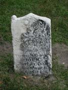 Baptist Cemetery R-S-T - Plymouth Historical Museum - skinner_eliza_tomb