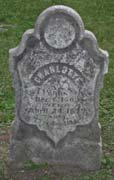 Baptist Cemetery R-S-T - Plymouth Historical Museum - sly_charlotte_tomb