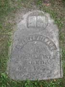 Baptist Cemetery R-S-T - Plymouth Historical Museum - steward_charles_tomb