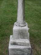 Baptist Cemetery R-S-T - Plymouth Historical Museum - streng_dorothea_tomb
