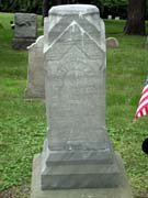 Baptist Cemetery R-S-T - Plymouth Historical Museum - tessman_christina_tomb