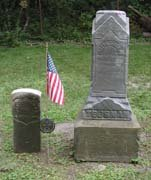 Baptist Cemetery R-S-T - Plymouth Historical Museum - tessman_joseph_mil_tomb