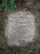 Baptist Cemetery V-W-Y - Plymouth Historical Museum - williams_ann_tomb